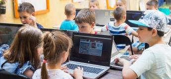 Открытый урок курса Minecraft STEM & National Geographic