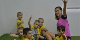 Бесплатная тренировка по футболу