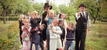 Дитячі випускні в стилі квест