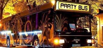 Вечірка Party bus до Дня святого Валентина
