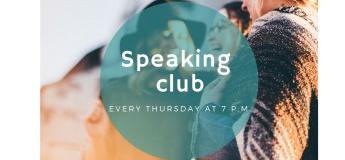 Розмовний клуб з носієм мови