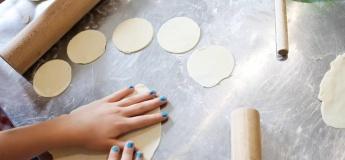 Дитячий кулінарний майстер-клас. Українська забава