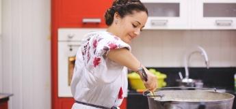 Дитячий кулінарний майстер-клас. Юрашки та їх друзі