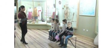 Масляна у музеї