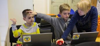Відкрите заняття курсу Tynker: coding for kids