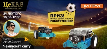 Чемпіонат світу з РобоФутболу