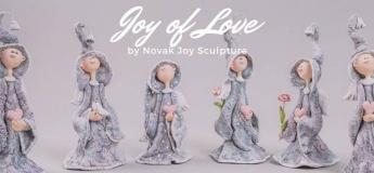 """Майстер-клас авторської скульптури """"Joy of Love"""""""