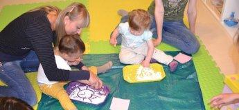"""Монтессорі-заняття у дитячому центрі розвитку """"Кузя"""""""