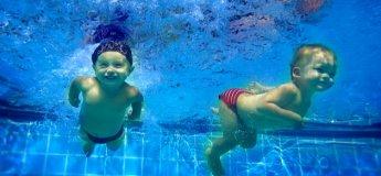 """Школа раннього плавання від РЦ """"Мацьопа"""""""