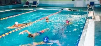 """Детский фитнес в """"Olympic Village"""""""