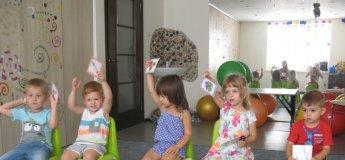 Комплексная обучайка для детей 3-4 лет