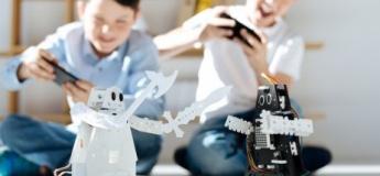 Курсы по робототехнике и программированию для детей