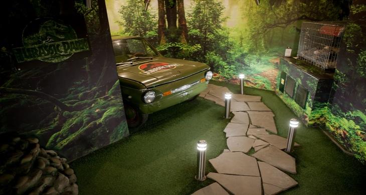 Сеть квест-комнат Escape Quest