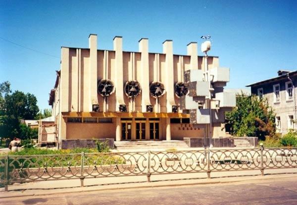 Рівненський академічний обласний театр ляльок