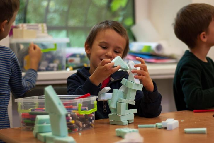 Arch4kids - Архітектурна студія для дітей
