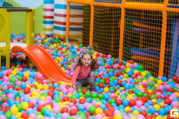Детский развлекательный комплекс FLY KIDS