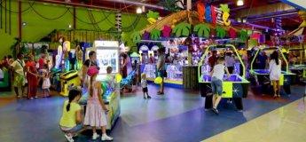 Мультипарк, дитячий розважальний центр