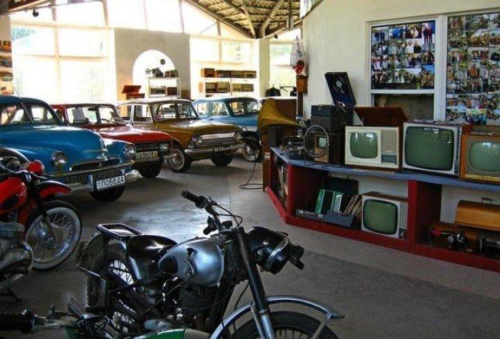 Авто-Мото-Вело-Фото-Теле-Радіо музей