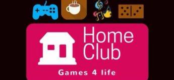 """Антикафе """"Home club"""""""