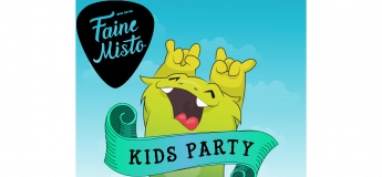 """KIDS PARTY""    (music festival ""Faine Misto"") 19-22 липня 2018"