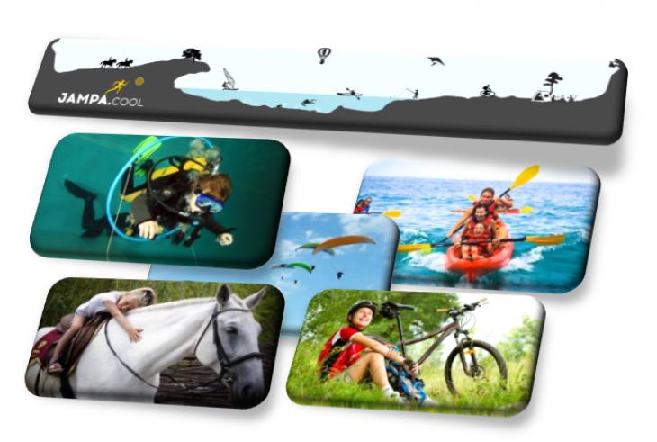 JAMPA.cool - интересный и активный отдых для всей семьи