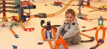 Американская игротека - детская игровая комната